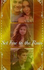 Set Fire To The Rain Rucas By Quanisha Pool  by QuanishaPool