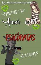 Sick FNAFHS (springtrap Y Tu) Amor Entre Psicópatas... [pausada] by EyelessninaZae