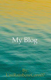 My Blog by DangerousDoge