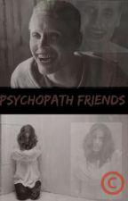 Psychopath Friends -joker y tu-© NHAwards by M4r7i_N4
