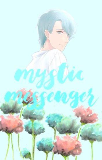 MysticMessenger | Reader Insert