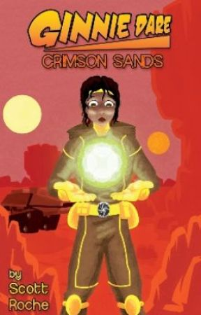 Ginnie Dare: Crimson Sands by ScottRoche