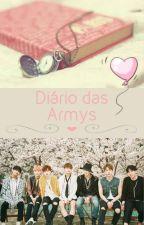 "Imagine BTS ""Diário das Armys"" by HannyFish"
