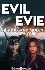 Evil Evie  (Loki fanfic) by justantonella