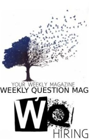 Weekly Question Magazine: September 22 by WeeklyQuestionMag