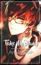 Take My Hand {Luciel X Angel} by AngelSplash