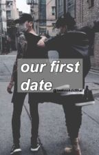 our first date   malec by taekookdidthat