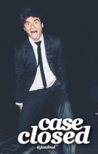 case closed // calum hood by jazzbud