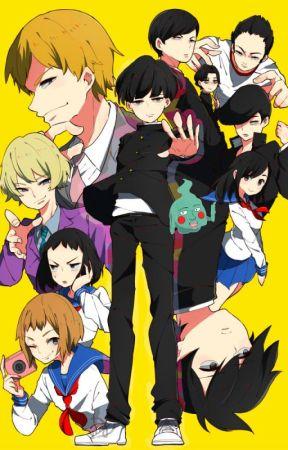 Mob Psycho 100 Male Characters X Reader - Kageyama Shiego (Mob) X