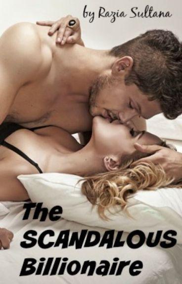 The Scandalous Billionaire (The Landons #3)