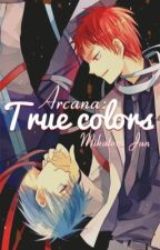 [ KnB Fanfic ] Arcana : True Colors by MikatoraJunko