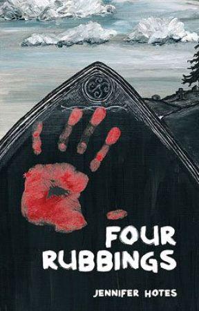 Four Rubbings by JenniferHotes