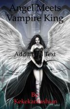 Angel meets Vampire King (unedited) by Kekekardashian
