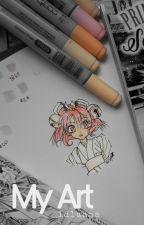 My Art  by 1dlaama