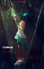 (12 chòm sao) HỌC VIỆN MA THUẬT by Kang-Doi-aquarius