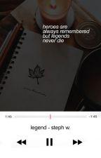 Legend | Sirius Black [2] by herculesed
