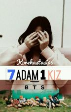7 ADAM 1 KIZ *BTS* by Korehastasi03