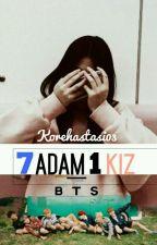 7 ADAM 1 KIZ *BTS* by Korehastasi03