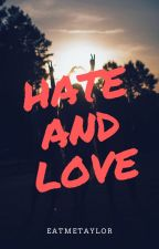 Twitter - hate and love by EatmeTaylor