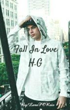 Fall in Love || Hayes Grier by LaraFCReis
