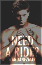 Need a ride? by wandanezmar