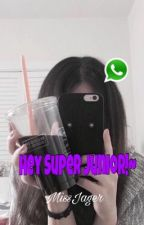 Super Junior WhatsApp  by MissJager