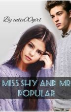Miss Shy And Mr. Popular by cutie00girl