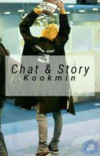 Chat & Story ; Jikook by MinSuci