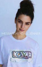 iMessage|Kendall Jenner by damonizer