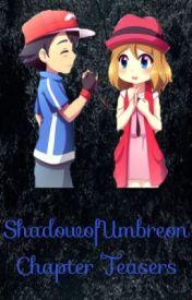 ShadowofUmbreon chapter teasers by ShadowofUmbreon