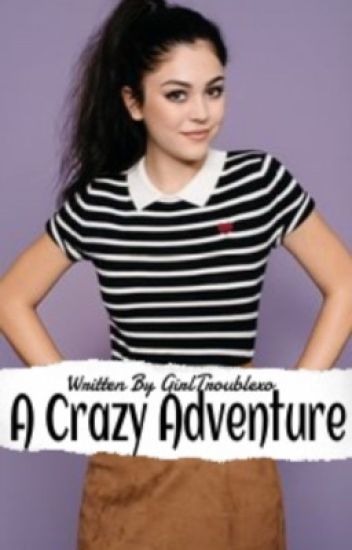 A Crazy Adventure•Sequel to Adventure on the Wildside•[✔️]
