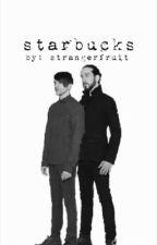 Starbucks// Mavi AU by strangerfruit