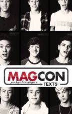 Fake Texts Between You and Magcon by jackgilinskyxox