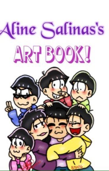 Aline's Art Book of Osomatsu-San! {30+ followers special!}