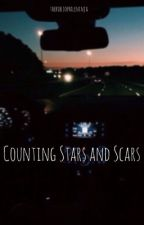Counting Stars and Scars  {Kellic}  by thebibliophileninja