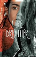 Fire Breather ▸ S. ROGERS by dubrevh