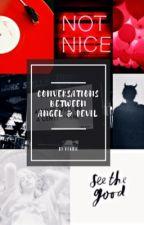 Conversations between Angel & Devil by WynnVynn