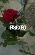 insight by paleflowerchild