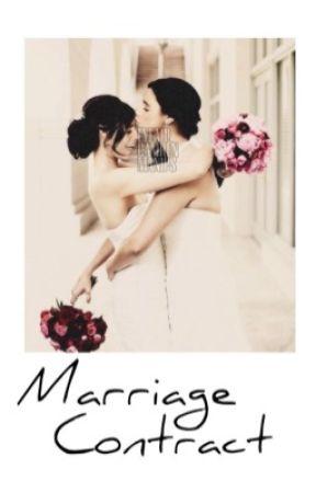 Marriage Contract by jaureguiaaf