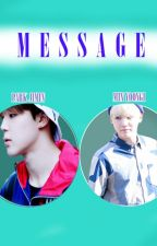 Message    Min Yoongi & Park Jimin by Nellonexx