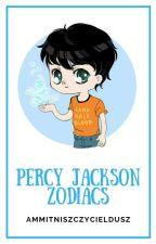 Percy Jackson Zodiacs by AmmitNiszczycielDusz