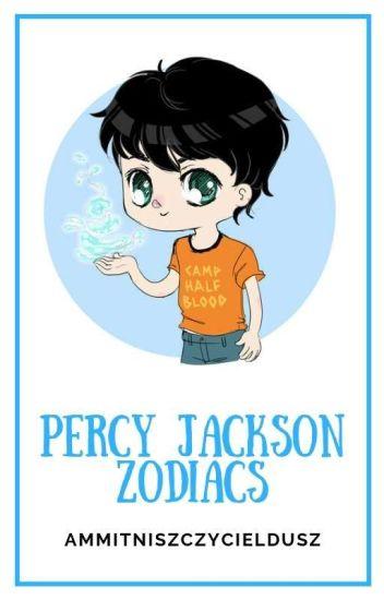 Percy Jackson Zodiacs