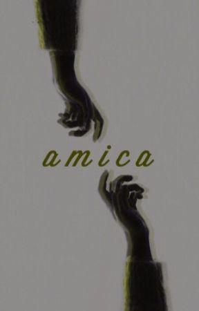 Amica {Tom Riddle} by mychemicalsismance