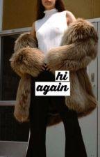 hi again // group text by xselenaswings