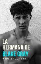 La Hermana De Blake(H.R Y Tú) by HunterBoludo