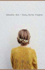 |Sebastian Stan & Bucky Barnes| Imagines by lilacyra