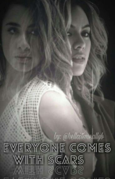 Everyone comes with scars - Dinally G!P