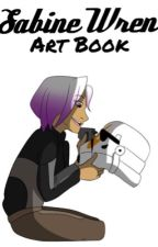 Sabine Wren: Art Book by theirbayard