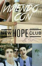 Viviendo con New Hope Club by newhopemarta