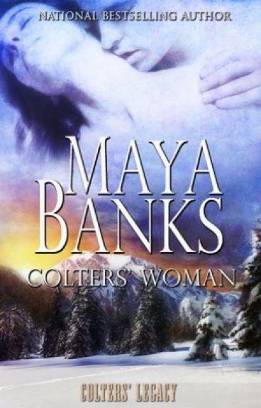 La mujer de los Colters' - Maya Banks